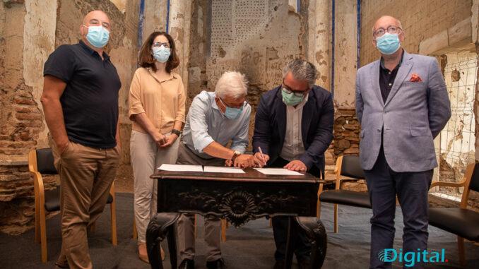 Assinatura em Juromenha
