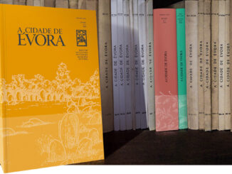 Livro cidade de Évora