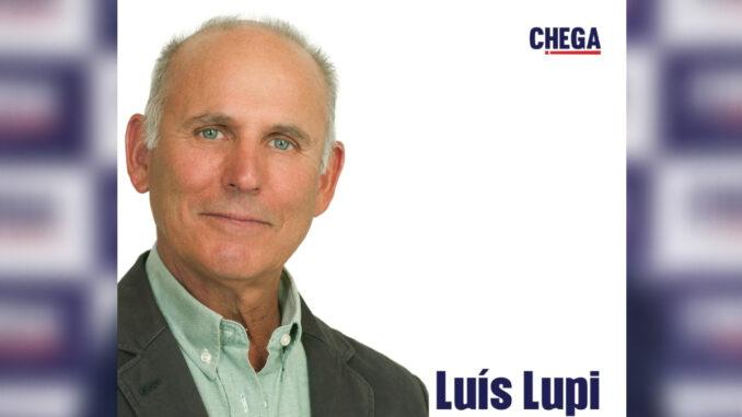 Luis Lupi chega Portalegre