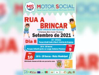 Motor Social crianças