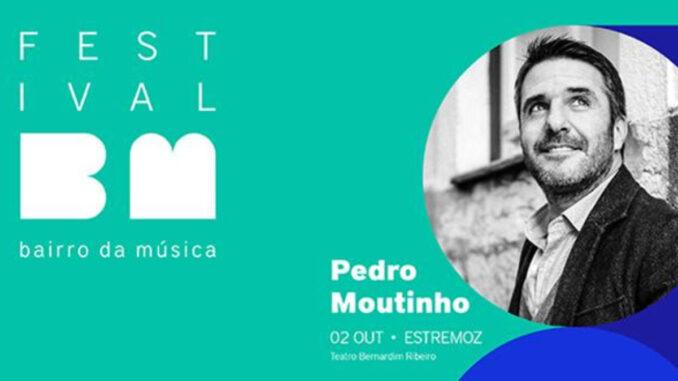 Pedro Moutinho em Estremoz