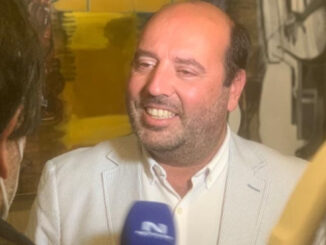 Pedro Pinto Chega de beja