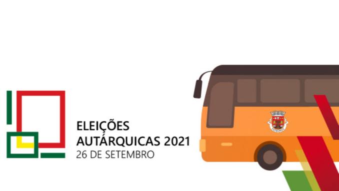 Transporte Eleições