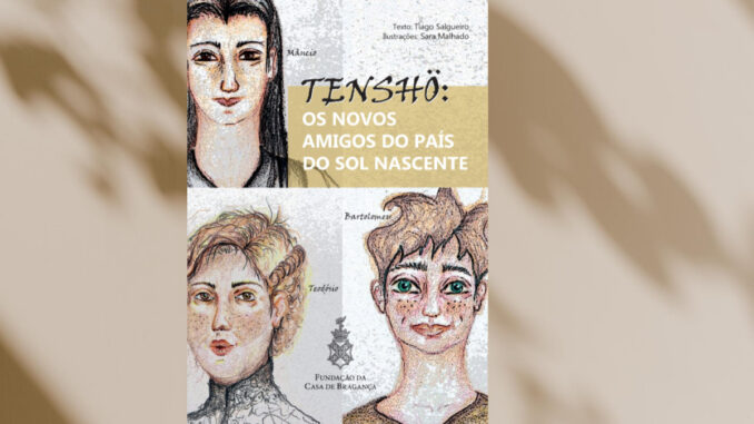 Livro Tensho
