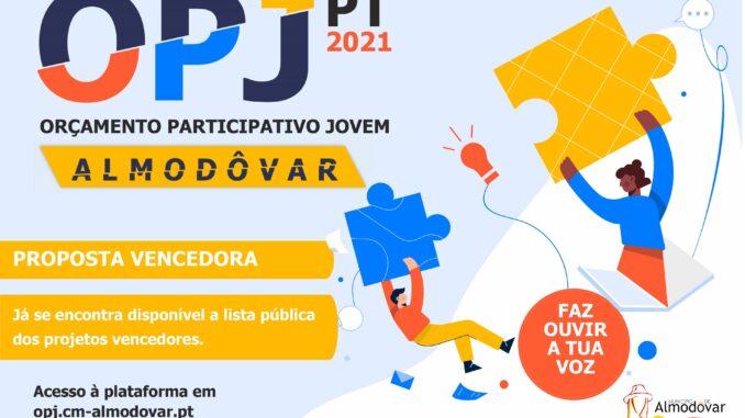Orçamento participativo almodovar
